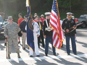 Long Lake Legion 2009 Memorial Day