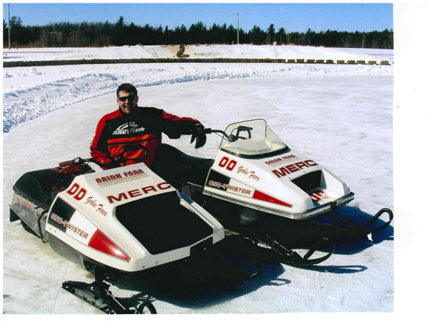 Apologise, but, Lincoln vintage snowmobile race very