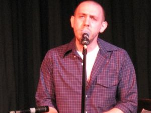 Jason Hall Sings his originals