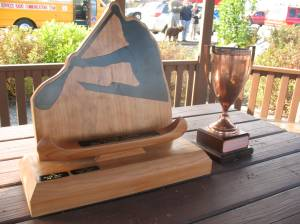Coveted Trophies for Long Lake Regatta